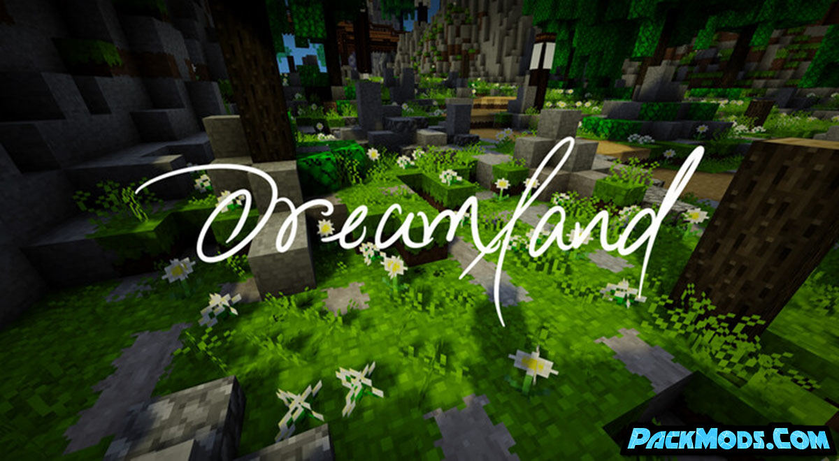 dreamland resource pack - Dreamland 1.14.4/1.13.2 Resource Pack (Textures in Different Styles 32x)