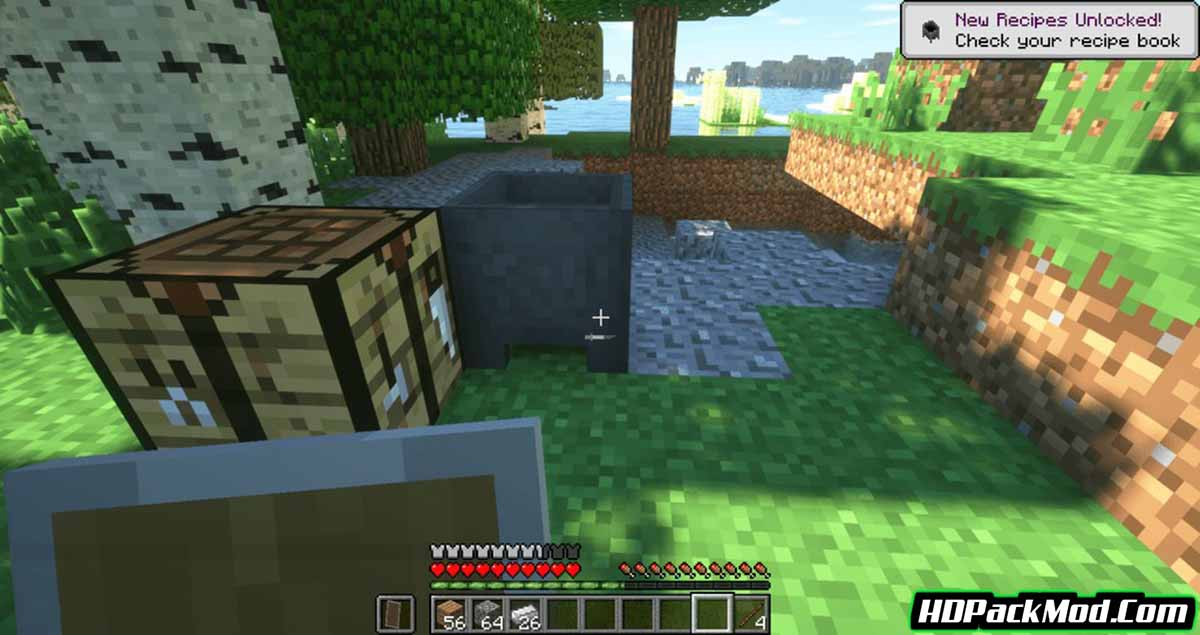 easier crafting mod 2 - Easier Crafting Mod 1.17.1/1.16.5 (Quick Craft)