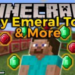 easy emerald tools more mod 150x150 - More Gems Mod 1.18.1/1.17.1 (New Ores and Items)