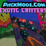 exotic critters mod 150x150 - Clear Skies Mod 1.17/1.16.5 (World Generation)