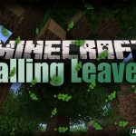falling leaves mod 150x150 - Simple Backpack Mod 1.17.1/1.16.5 (Storing Items in a Backpack)