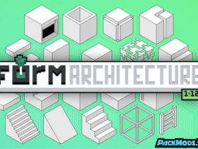 form architecture resource pack 280x210 - FORM Architecture 1.12.2/1.11.2 Resource Pack  (16x)