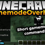 gamemode overhaul mod 150x150 - Easy Emerald Tools & More Mod 1.17.1/1.16.5 (Awesome Tools)