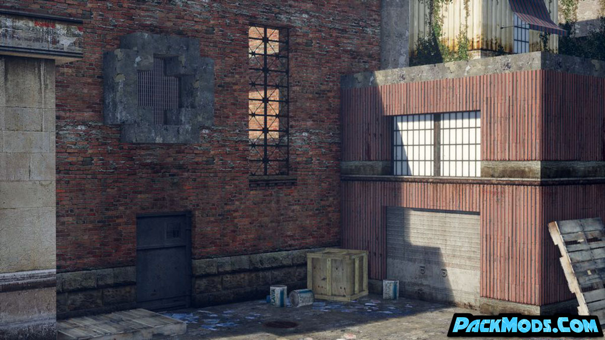half life 2 ported resource pack 3 - Half-Life 2 Ported 1.16.5 Resource Pack 1.15.2 (HD Textures 128x)