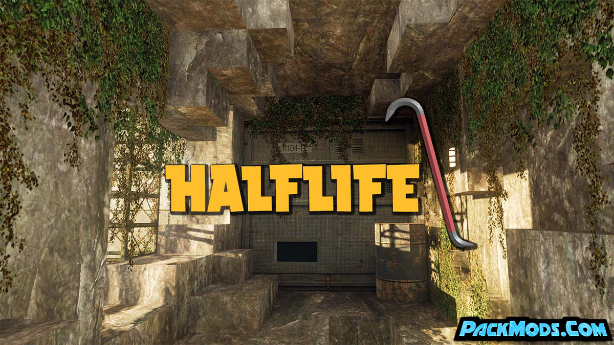 half life 2 ported resource pack - Half-Life 2 Ported 1.16.5 Resource Pack 1.15.2 (HD Textures 128x)