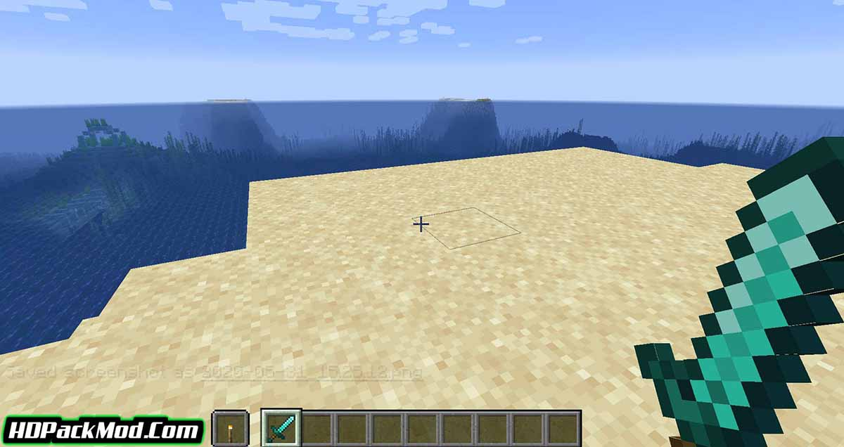 hide hands mod 3 - Hide Hands Mod 1.17.1/1.16.5 (Hiding and Displaying The Second Hand)