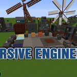 immersive engineering mod 150x150 - Meetle Mod 1.16.5/1.16.4 (New Dimension and Mobs)