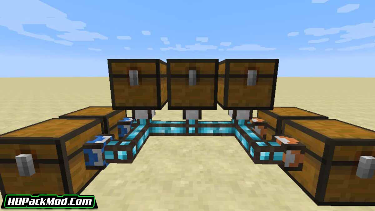 integrated tunnels mod 3 - Integrated Tunnels Mod 1.16.5/1.15.2 (Transporting Objects)