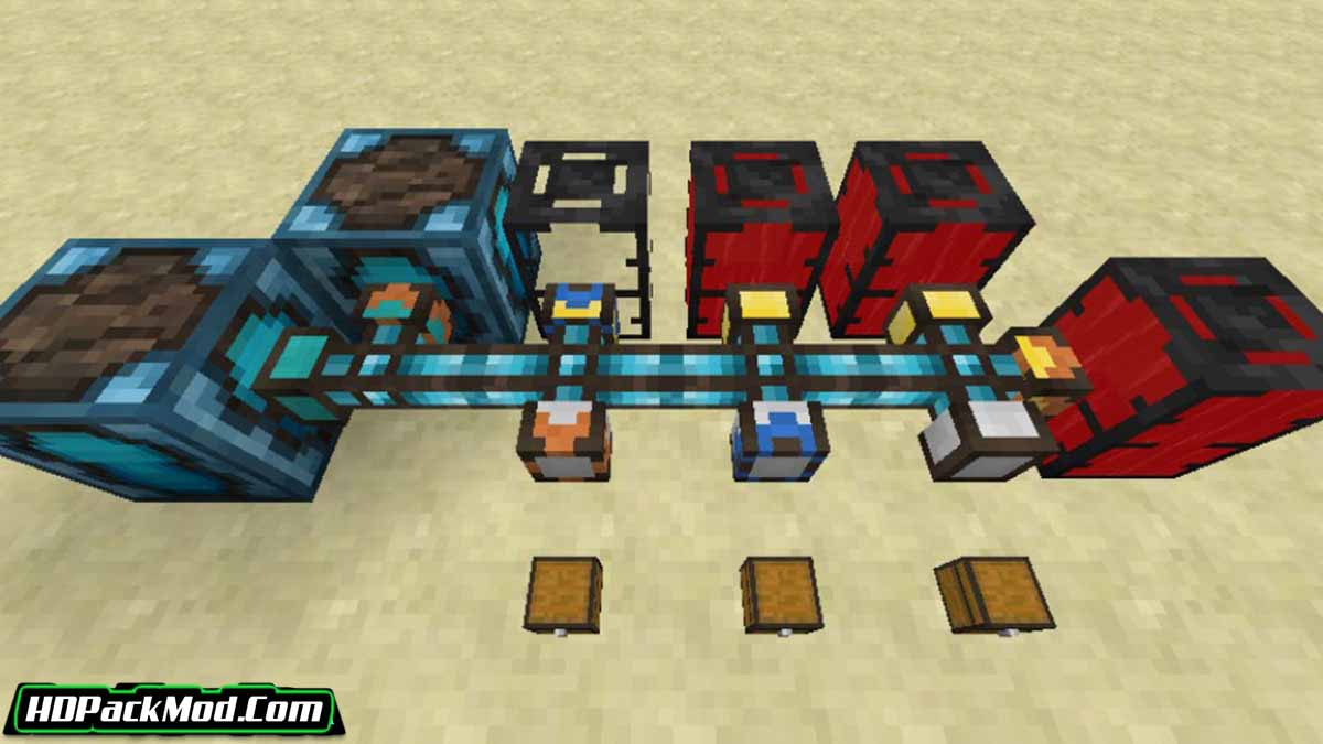 integrated tunnels mod 4 - Integrated Tunnels Mod 1.16.5/1.15.2 (Transporting Objects)