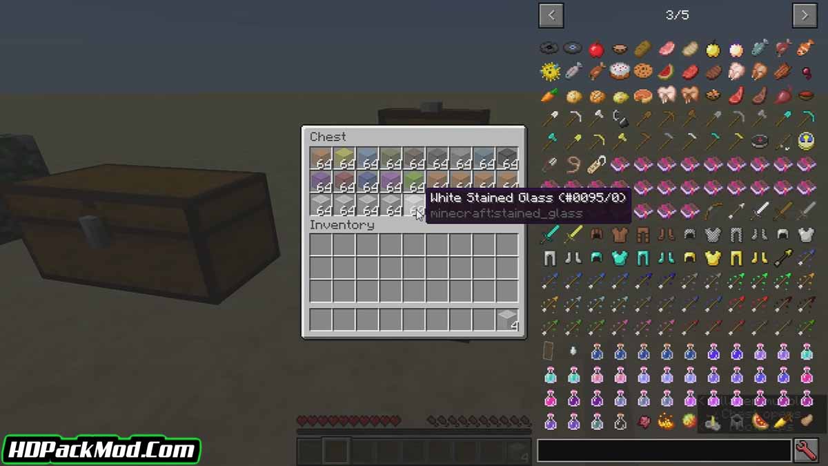 item scroller mod 2 - Item Scroller Mod 1.17.1/1.16.5 (Moving Items Around in Your Inventory)