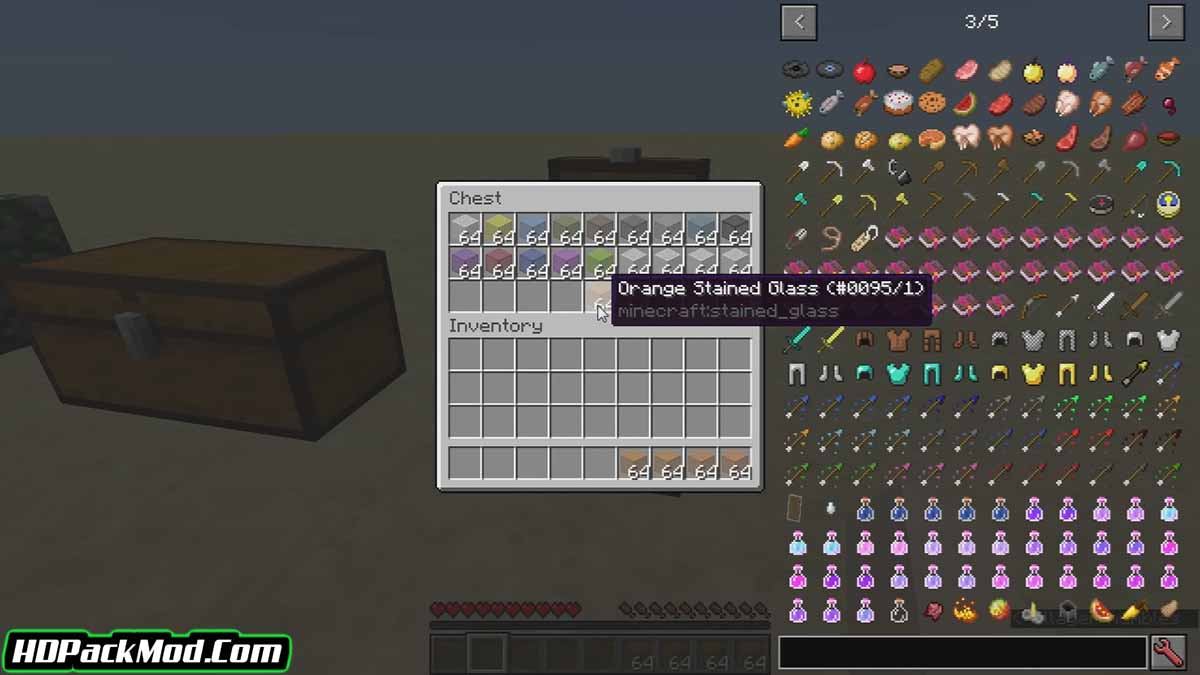 item scroller mod 4 - Item Scroller Mod 1.17.1/1.16.5 (Moving Items Around in Your Inventory)