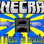 just another rotten flesh to leather mod 150x150 - Hide Hands Mod 1.17.1/1.16.5 (Hiding and Displaying The Second Hand)