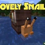 lovely snails mod 150x150 - Charm Mod 1.17.1/1.16.5 (New Features and Decorations)