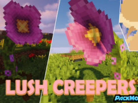 lush creepers resource pack 280x210 - Lush Creepers 1.16.5/1.15.2 Resource Pack (16x)