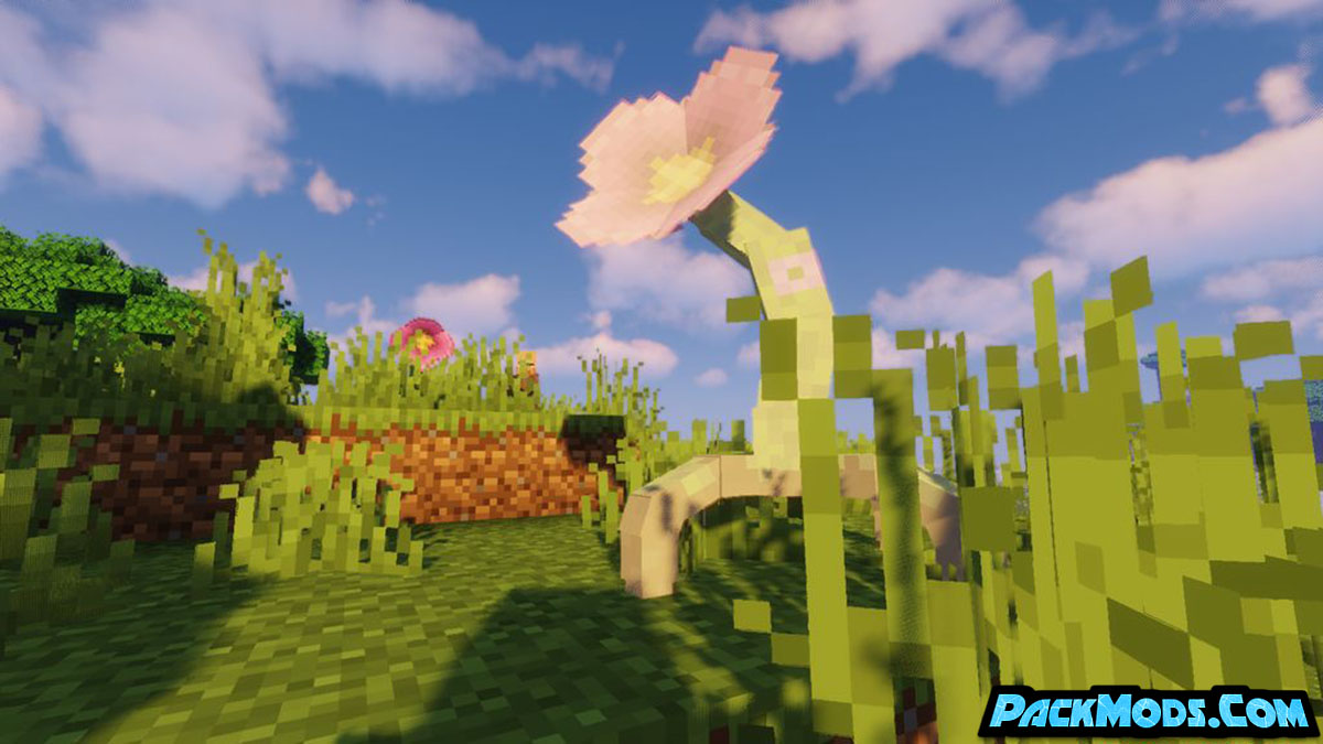 lush creepers resource pack 3 - Lush Creepers 1.16.5/1.15.2 Resource Pack (16x)