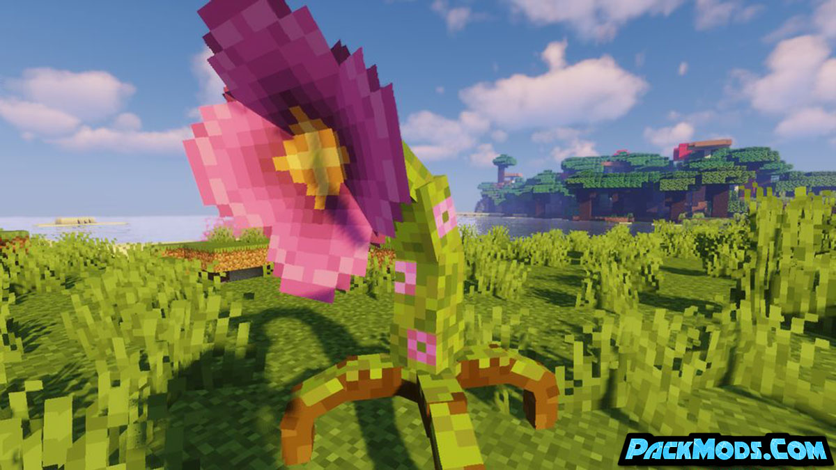 lush creepers resource pack 4 - Lush Creepers 1.16.5/1.15.2 Resource Pack (16x)