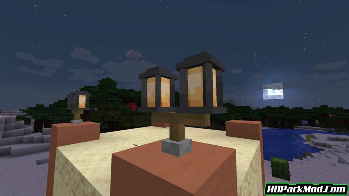 macaws lights and lamps mod 2 - Macaw's Lights and Lamps Mod 1.16.5