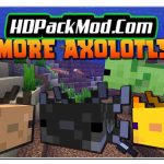 more axolotl mod 150x150 - Earth Mobs Mod 1.17.1/1.16.5 (Add a Mob from Minecraft Earth)