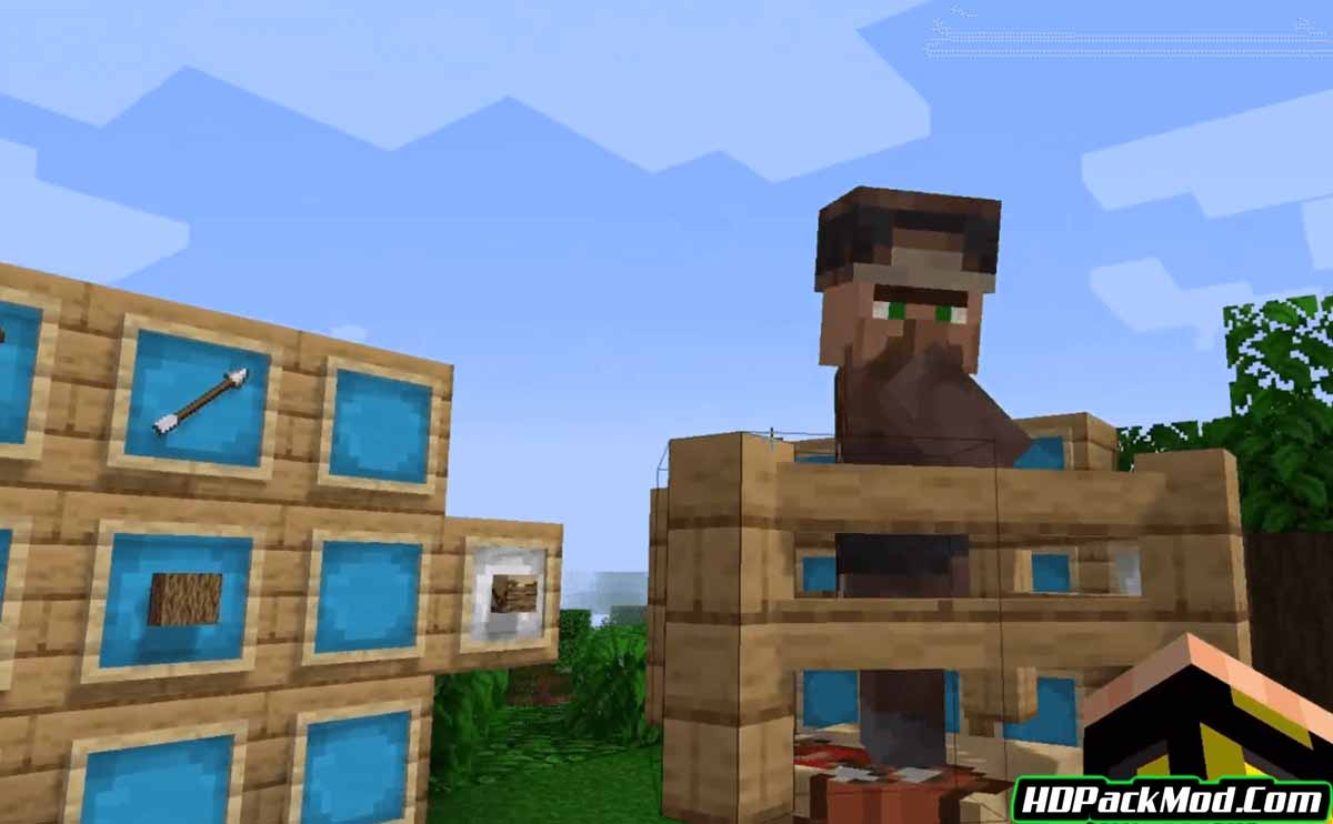 more villagers mod 4 - More Villagers Mod 1.17.1/1.16.5 (Professions of The Villagers)