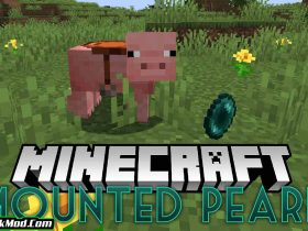 mounted pearl 280x210 - Mounted Pearl Mod 1.17.1/1.16.5 (Teleport Along with The Horse)