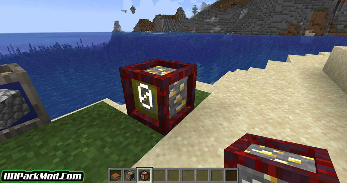 packages mod 4 - Packages Mod 1.17.1/1.16.4 (Storage Boxes)
