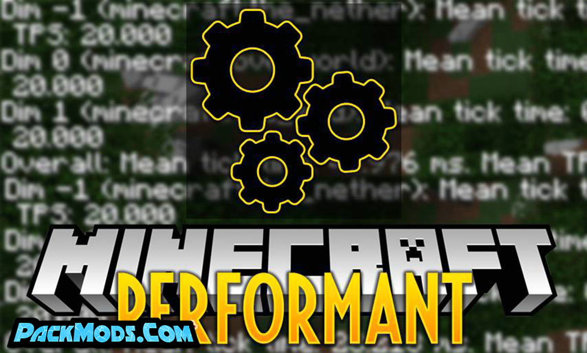 performant mod - Performant Mod 1.16.5/1.15.2/1.14.4 (FPS Boost)
