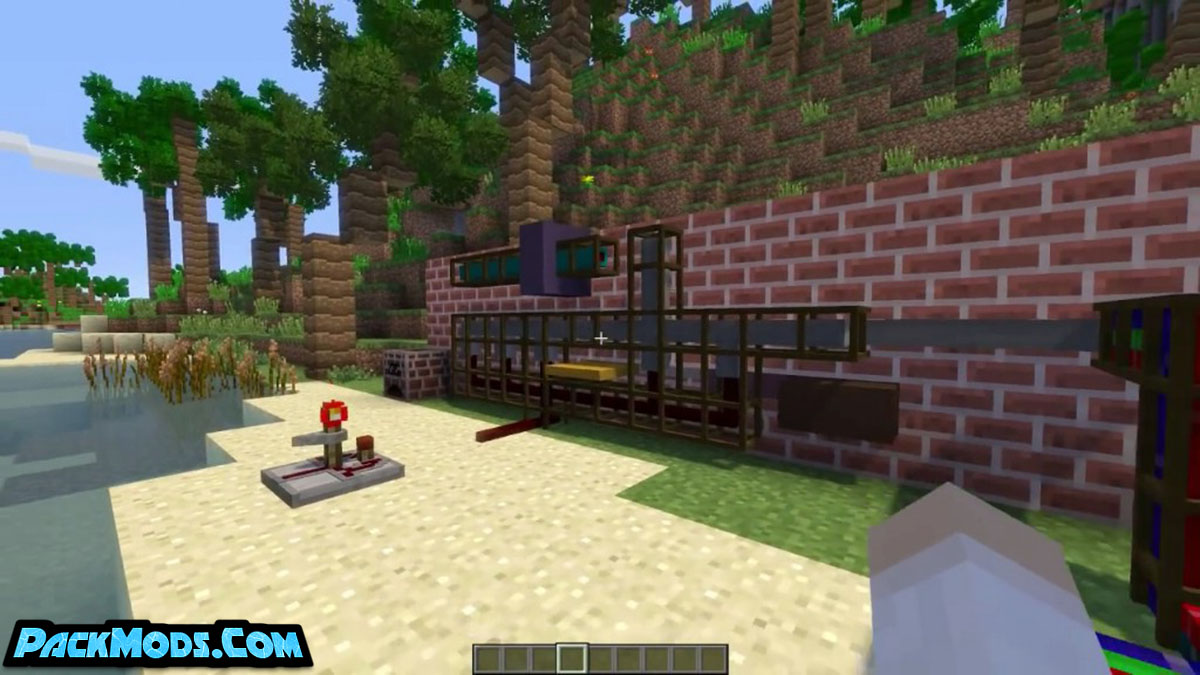 project red mod 3 - Project Red Mod 1.16.5/1.15.2 (RedPower 2 Replacement)
