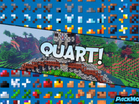 quart resource pack 280x210 - Quart! 1.17.1/1.16.5 Resource Pack (Textures With A Unique Atmosphere)