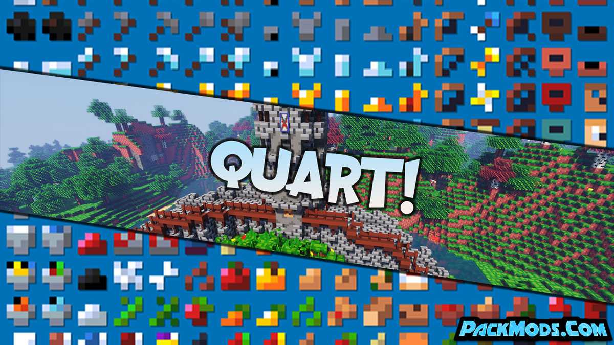 quart resource pack - Quart! 1.17.1/1.16.5 Resource Pack (Textures With A Unique Atmosphere)