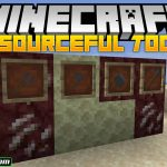 resourceful tools mod 150x150 - More Gems Mod 1.18.1/1.17.1 (New Ores and Items)