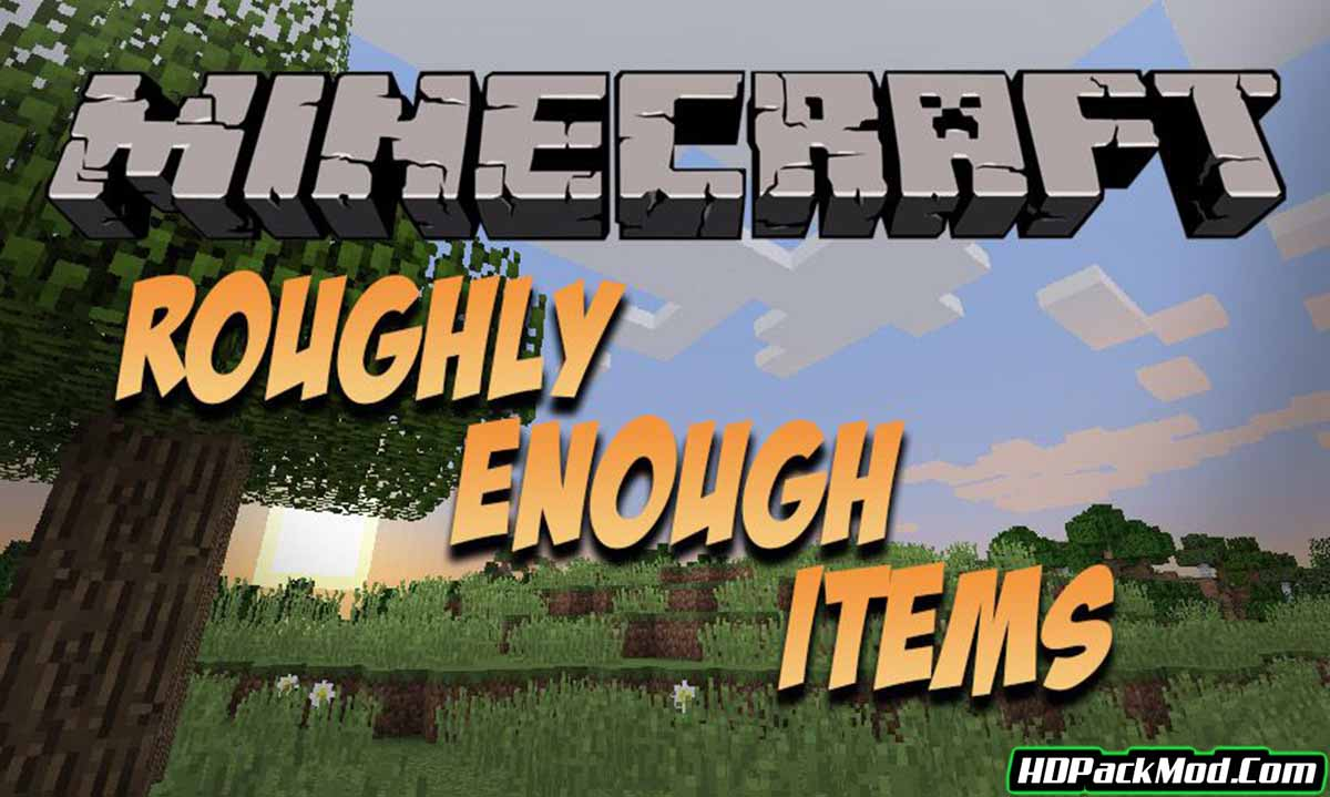 roughly enough items mod - Roughly Enough Items (REI) Mod 1.17.1/1.16.5 (Displaying Crafts)