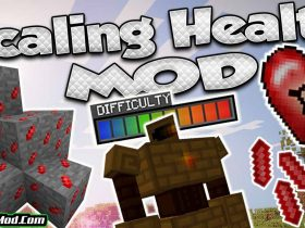 scaling health mod 280x210 - Scaling Health Mod 1.17.1/1.16.5 (Complementary Health)