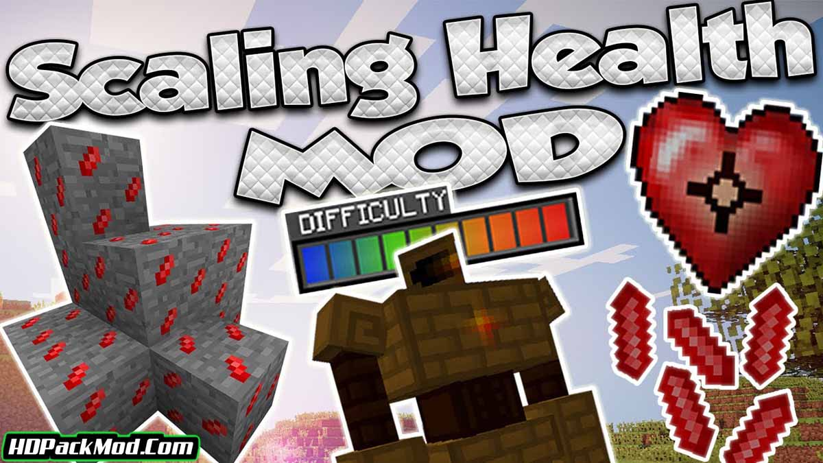 scaling health mod - Scaling Health Mod 1.17.1/1.16.5 (Complementary Health)