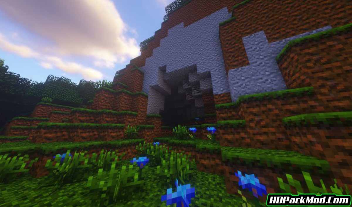shadow effect resource pack 4 - Shadow Effect 1.15.2/1.14.4 Resource Pack (Improved Shadows x16)