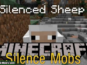 silence mobs mod 280x210 - Silence Mobs Mod 1.17.1/1.16.5 (Muffle The Sounds of Mobs)