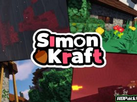 simonkraft resource pack 280x210 - SimonKraft 1.17.1/1.16.5 Resource Pack (Textures With A Bright Color Palette)
