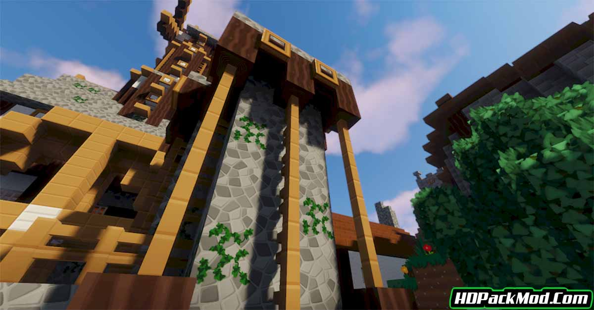 simonkraft resource pack 3 - SimonKraft 1.17.1/1.16.5 Resource Pack (Textures With A Bright Color Palette)
