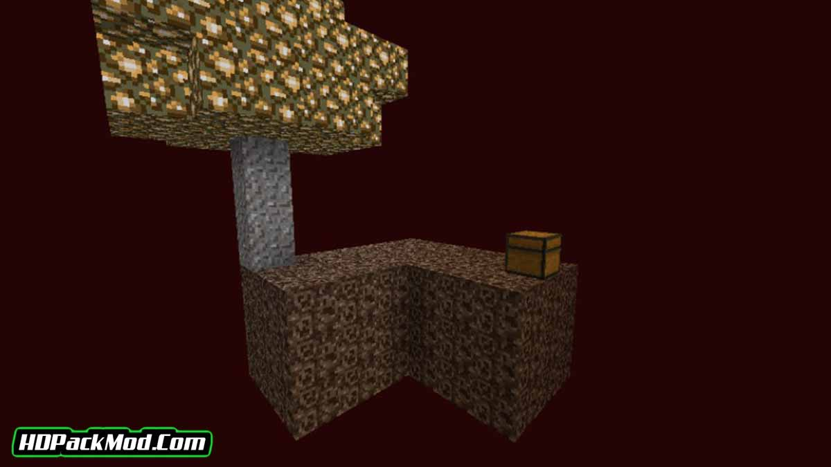 skyblock map 3 - SkyBlock Map 1.17.1/1.16.5 (Surviving a Floating Island)