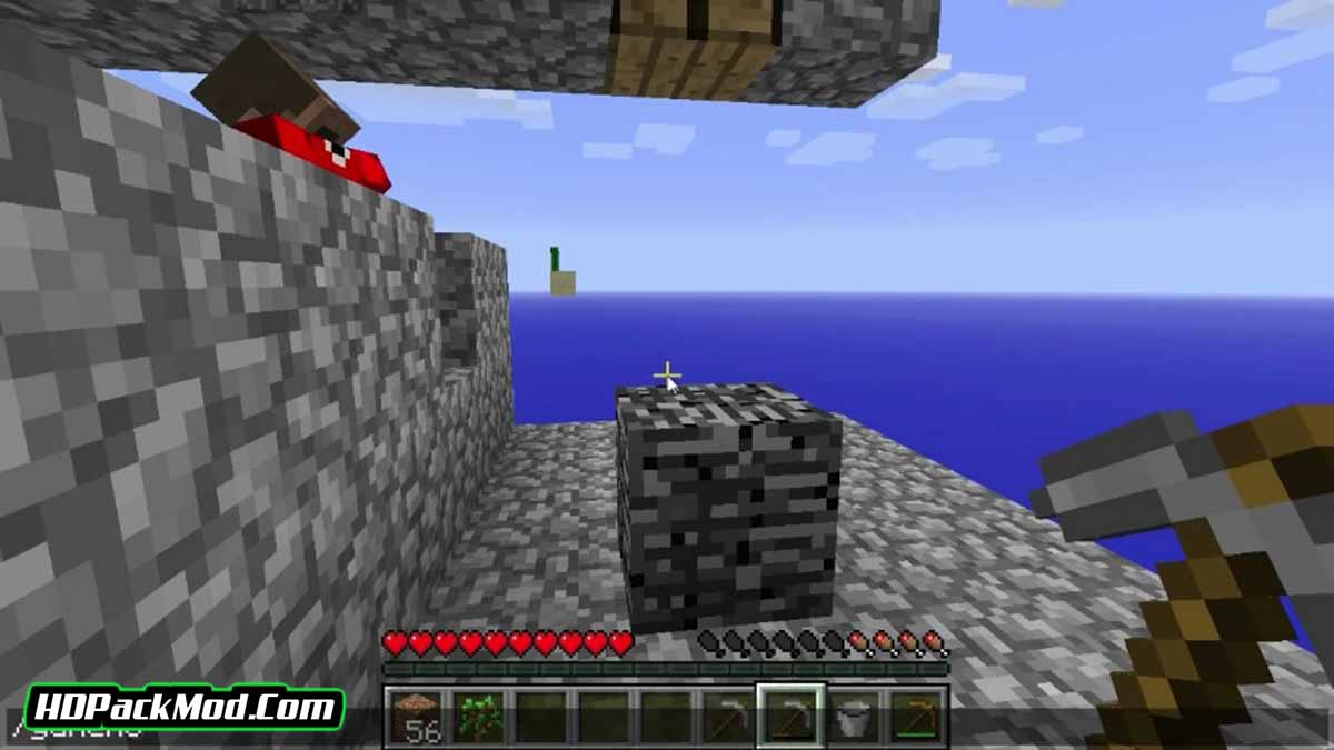 skyblock map 4 - SkyBlock Map 1.17.1/1.16.5 (Surviving a Floating Island)