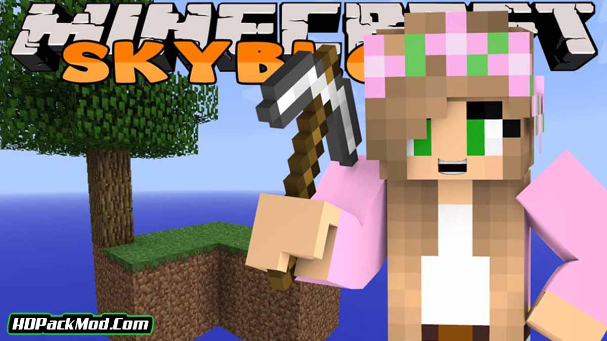 skyblock map - SkyBlock Map 1.17.1/1.16.5 (Surviving a Floating Island)