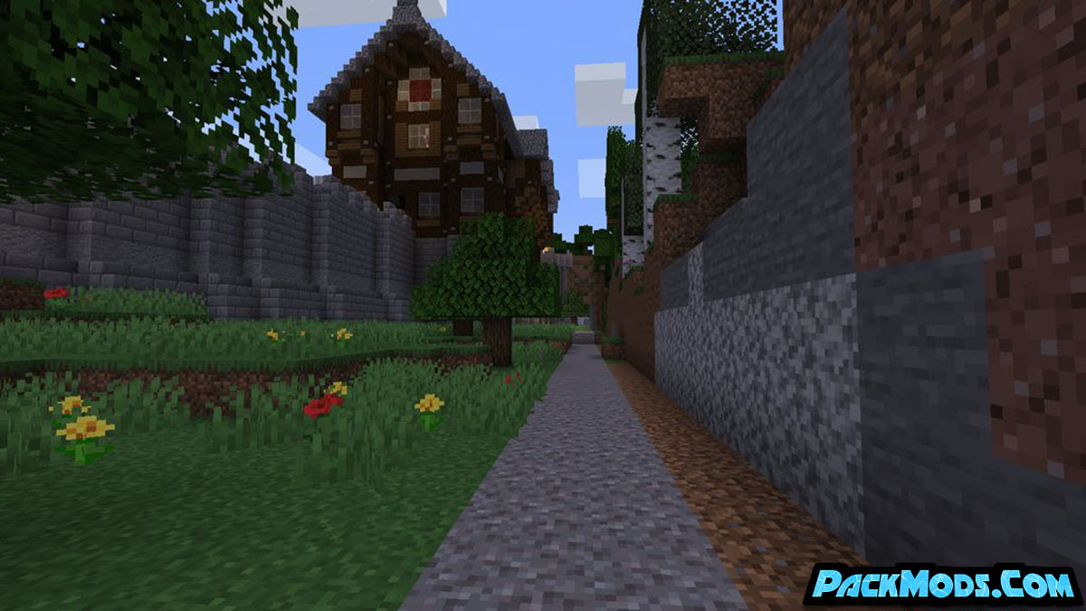 tale of kingdoms a new conquest mod 2 - Tale of Kingdoms: A New Conquest Mod 1.17.1/1.16.5 (Kingdom, Quests)