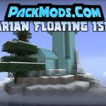terrarian floating islands mod 150x150 - PGs More Bosses Mod 1.16.5 (Lots of Bosses)