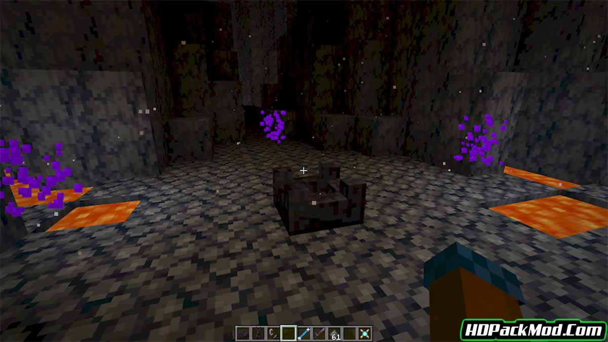 the conjuring mod 3 - The Conjuring Mod 1.17.1/1.16.5 (Horn-like Mobs)