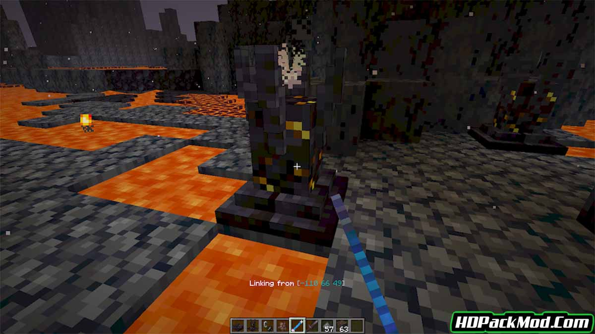 the conjuring mod 4 - The Conjuring Mod 1.17.1/1.16.5 (Horn-like Mobs)