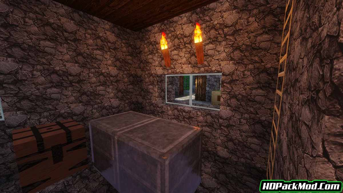 two thousand leagues resource pack 3 - Two Thousand Leagues 1.17.1/1.16.5 Resource Pack (HD Textures)
