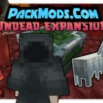 undead expansion mod 150x150 - Weaker Spiderwebs Mod 1.17.1/1.16.5 (Changing The Web)