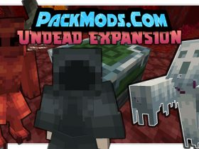 undead expansion mod 280x210 - Undead Expansion Mod 1.16.5 (Necromancer's Appeal)