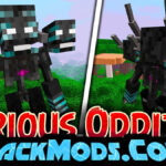 various oddities mod 150x150 - Alex's Mobs Mod 1.16.5 (Mobs With Unique Animations)
