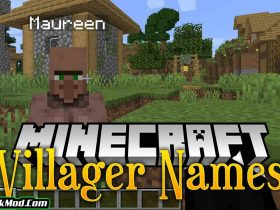 villager names mod 280x210 - Villager Names Mod 1.17.1/1.16.5 (Add Names to The Villagers)