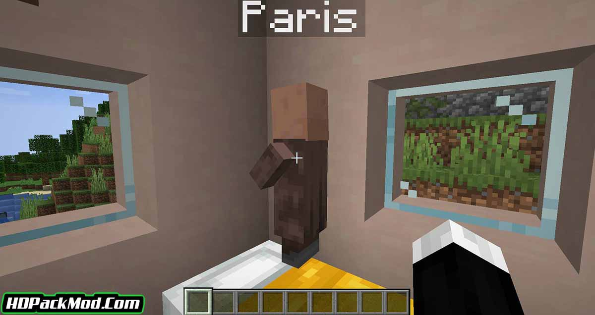 villager names mod 3 - Villager Names Mod 1.17.1/1.16.5 (Add Names to The Villagers)
